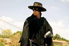 Новости: Новый фильм про Зорро выйдет без Бандераса