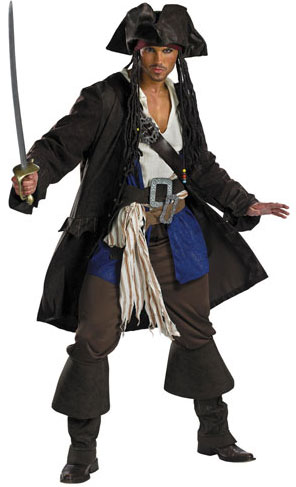 Новости: В США ожидается нашествие пиратов и зомби