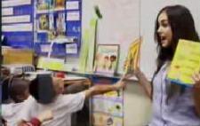 Новости: Порноактриса Саша Грей воспитывает младшеклассников