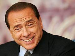 Новости: Cильвио Берлускони вышел в люди ради Вуди Аллена