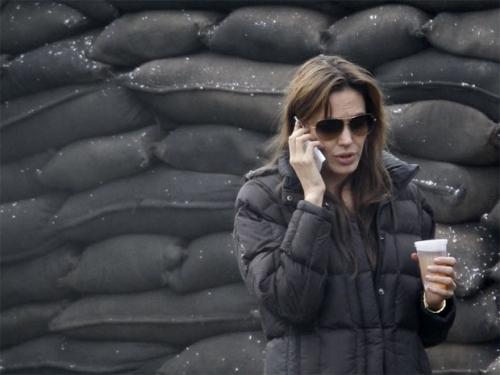 Новости: Анджелину Джоли обвинили в плагиате