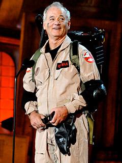Новости: Билл Мюррэй стар и толст для охоты за привидениями