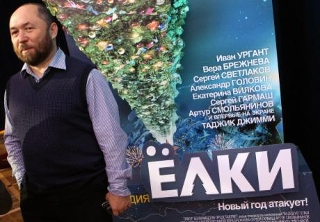 """Новости: Тимур Бекмамбетов сделает """"Ёлки"""" по-китайски"""