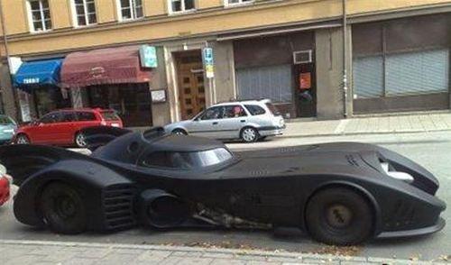 Новости: Джастина Бибера посадят за Бэтмобиль?