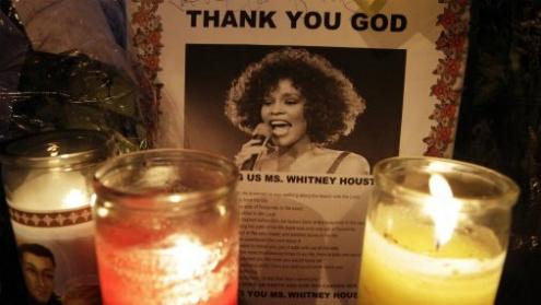 Новости: Певицу и актрису Уитни Хьюстон похоронили на родине