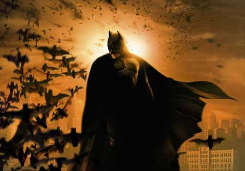 Новости: Бэтмен превзошел Супермена и Человека-Паука