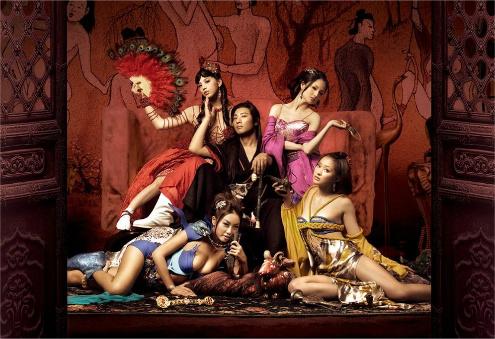 Новости: Китайцы выпустят эротику в 4D