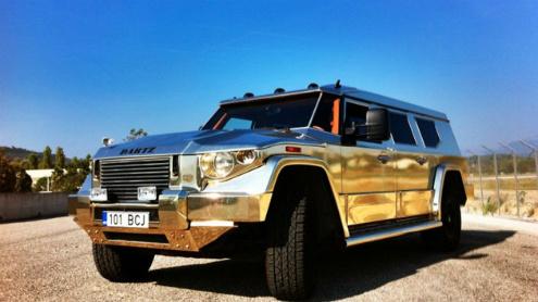 Новости: В Монако представят автомобиль скандального диктатора