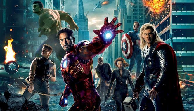 """Новости: """"Мстители"""" заработали 641 миллион долларов за 12 дней"""