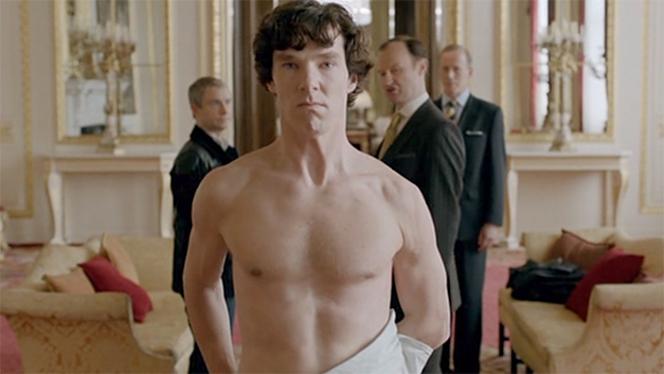 Новости: Шерлок стал самым сексуальным мужчиной по версии TheSun