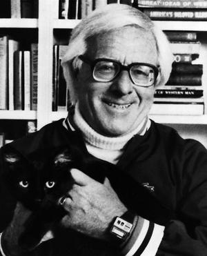 Новости: На 92 году жизни скончался Рэй Брэдбери