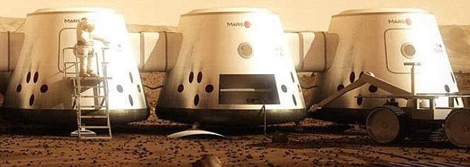 Новости: Полет на Марс превратят в реалити-шоу