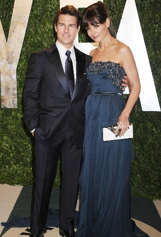 Новости: Кэти Холмс и Том Круз подтвердили слухи о разводе