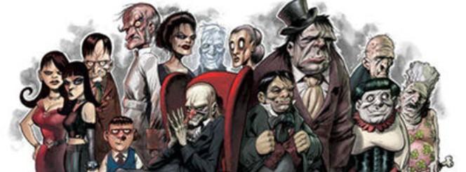 Новости: Новая антология ужасов