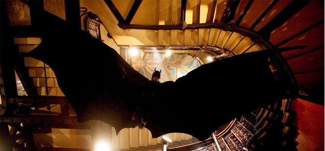Новости: «Темный рыцарь возвращается» заработал первые $25 млн