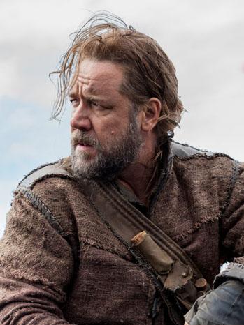 Новости: Рассел Кроу впервые предстал в образе Ноя