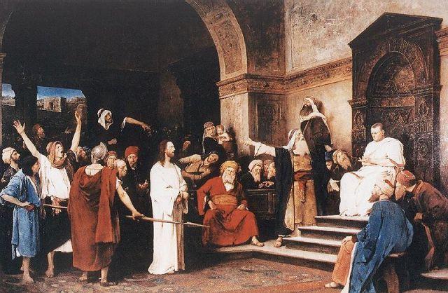 Новости: В Голливуде экранизируют историю Понтия Пилата