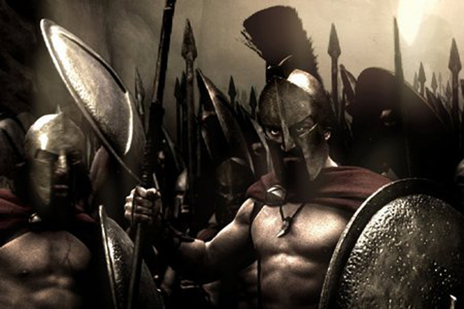 Новости: Сиквел «300 спартанцев» получил другое название