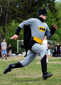 Новости: Полиция США арестовала Бэтмена