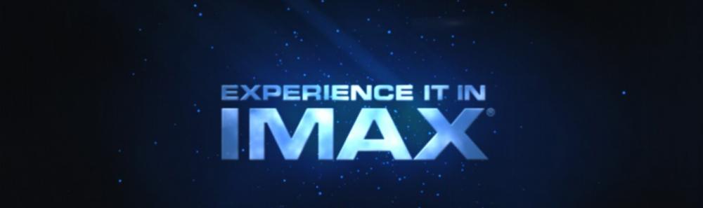 Новости: Смотри фильмы в IMAX вдвое дешевле!