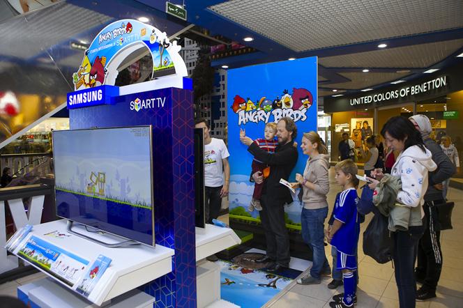 Новости: Angry Birds на больших экранах