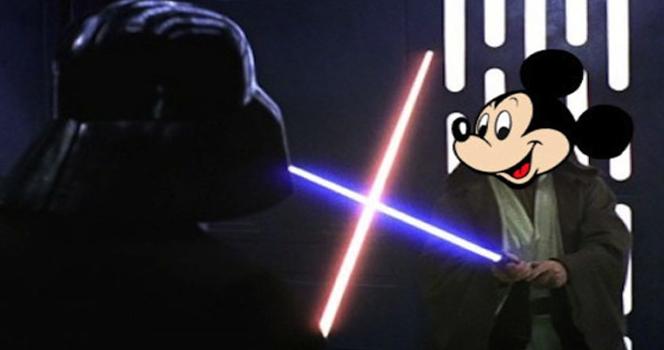 """Новости: Компания Disney будет снимать """"Звездные войны"""""""