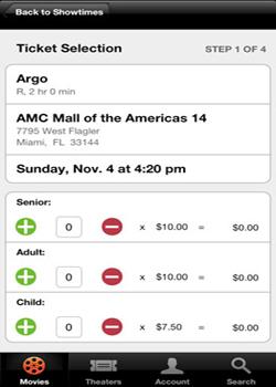 Новости: Siri сможет покупать билеты в кино