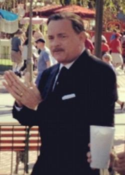 Новости: Том Хэнкс станет Уолтом Диснеем