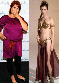 Новости: Принцесса Лея будет прежней внешности
