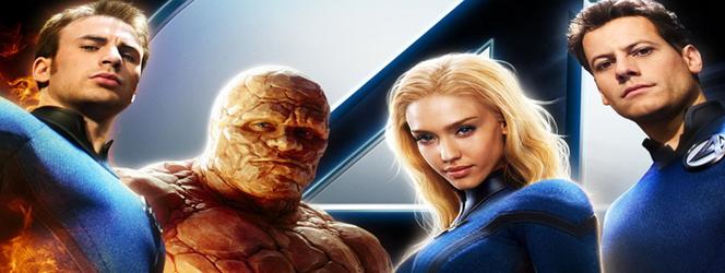 Новости: Известна дата выхода «Фантастической четверки»