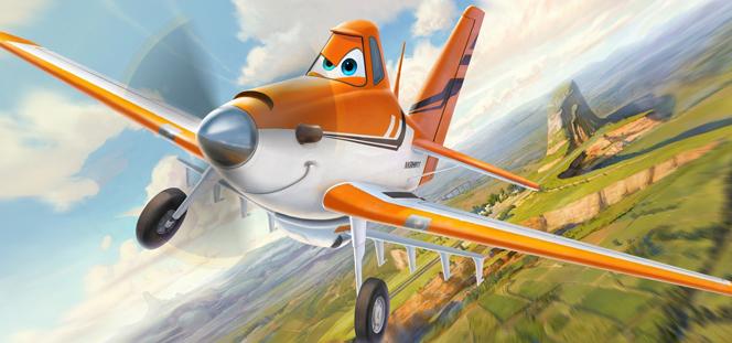 Новости: «Самолеты» от Disney выйдут следующим летом
