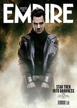 Новости: Камбертбэтч рассказал о своем герое в «Стартреке»