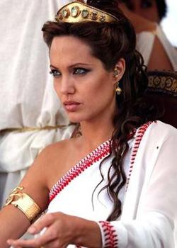 Новости: Анджелина Джоли сыграет Клеопатру