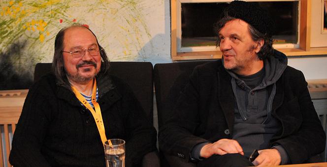 Новости: Балабанов хочет снять фильм о Сталине с Кустурицей