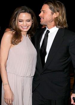 Новости: Анджелина Джоли снова беременна