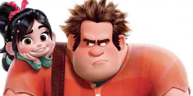 Новости: «Ральфа» назвали лучшим мультфильмом года
