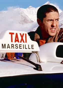 Новости: «Такси» Люка Бессона станет телесериалом