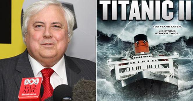 Новости: В Китае создадут дубликат «Титаника»