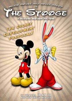 Новости: Микки Маус и Кролик Роджер появятся на одной сцене