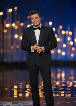 Новости: Сет МакФарлейн поднял рейтинг церемонии «Оскар»