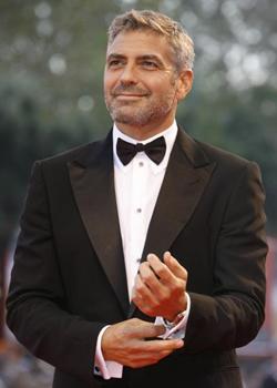 Новости: Джордж Клуни начал съемки «Спасителей искусства»