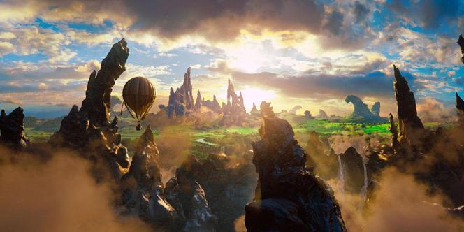 Новости: Disney хочет снять сиквел «Оза: Великого и ужасного»