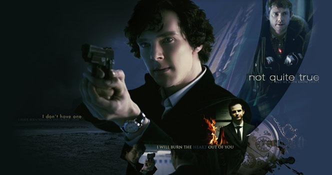 Новости: Съемки 3-го сезона «Шерлока» стартуют на этой неделе