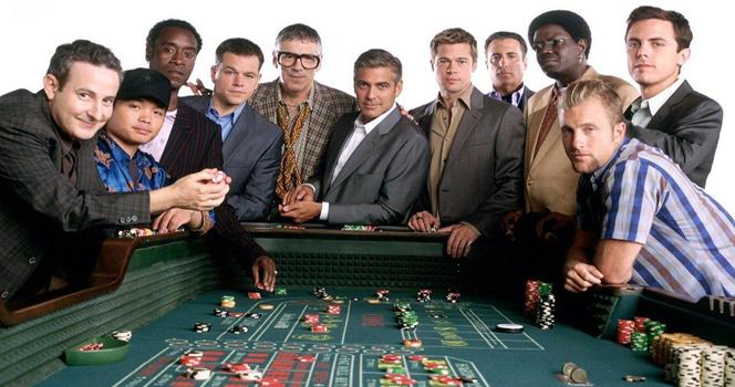 Казино 12 друзей оушена казино с 18 лет