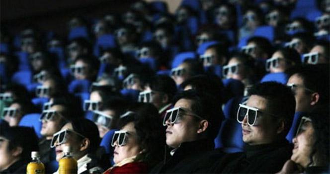 Новости: Кинорынок Китая стал вторым в мире по сборам в 2012-м