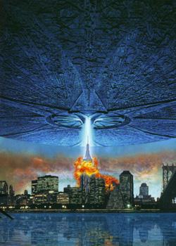 Новости: «День независимости 2»:на Землю снова нападут пришельцы