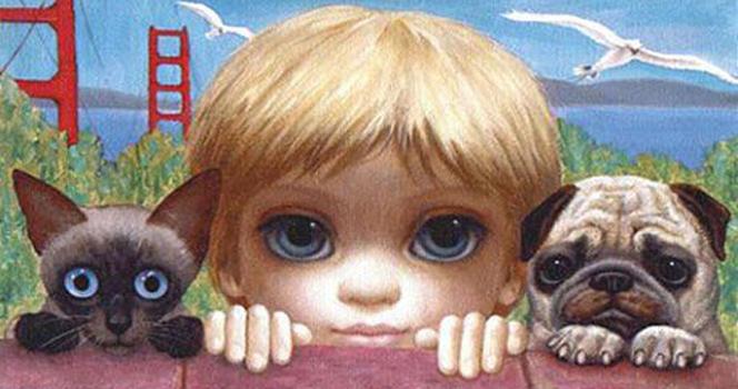 Новости: У Тима Бертона могут появиться «Большие глаза»