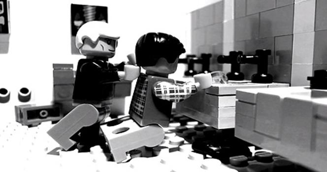 Новости: Пролог «Казино Рояль» сделали из конструктора Lego