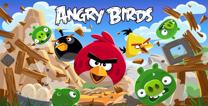 Новости: Автор «Симпсонов» напишет сценарий про Angry Birds