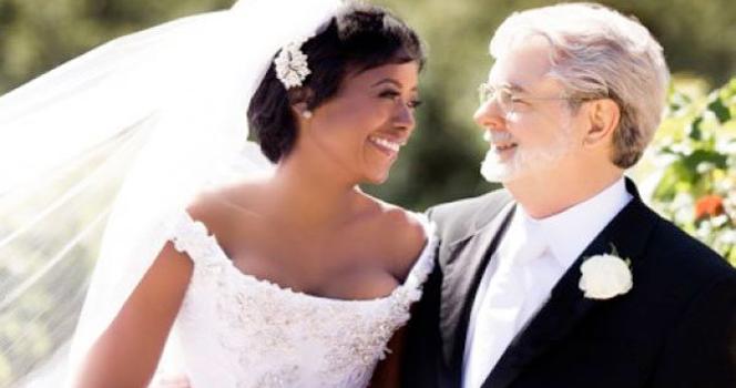 Новости: Джордж Лукас женился на главе DreamWorks